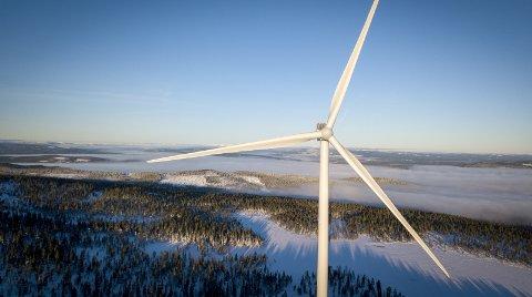 STRAMMES: Vilkårene for vindkraftutbygginger skal strammes inn.