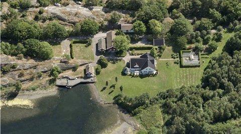 Baker Hansen-eier kjøpte stedet: Det var Morten Hals som kjøpte eiendommen med adresse Holmeveien 95 på Brøtsø.