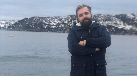 Viggo Randal går direkte fra Utkant til Trænafestivalen.