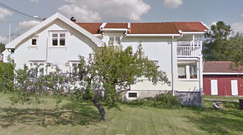 SOLGT: Fjordveien 73 ble solgt for 9,1 millioner kroner i juni.