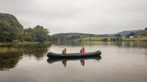 FERIETILBOD: Kvar sommar dei siste 15 åra har Sandnes kommune tilbydd ungane i kommunen ei aktivitetsveke i sommarferien.