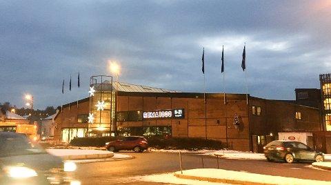 REMA 1000 VANT: Post i butikk flytter snart fra Coop Extra i Domusgården til Rema 1000 på Down Town.