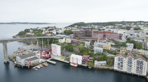 Kristiansund sjukehus: – Den ene etter den andre funksjonen tas nå bort, skriver Berit Tønnesen. Foto: Kristoffer Antonsen, Kvass