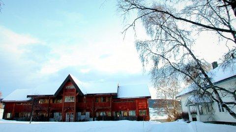 Arbeidsplassar: Vidare drift på Løken Gard, ved å leggje eit nasjonalt ressurssenter til Volbu, er viktig for så vel fjellandbruket som framtidige arbeidsplassar i Valdres.