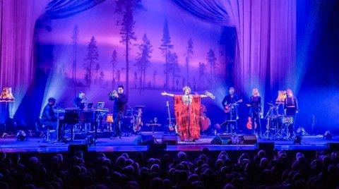 STORE SCENER: Med Sidsel Kyrkjebø får Håvar Langås Bendiksen spilt på de store scenene.