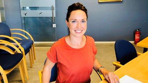 Silje Magdalena Aalandslid er trosopplæringsleder på Nesodden og venter i disse dager på de siste påmeldingene til kofirmasjon 2021.