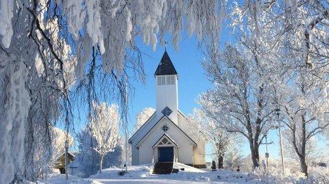 Maks 50 personer får være tilstede ved begravelser i Amtaland. Foto Frogn kirke: Kirken