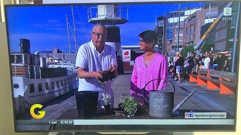 God Morgen Norge på TV2.