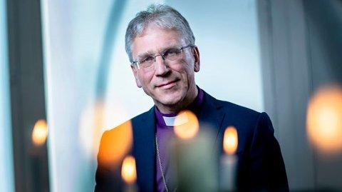 STØTTER DEMONSTRASJONER: Preses i den norske kirke, Olav Fykse Tveit fra Ås, støtter fredelige demonstrasjoner mot rasisme.