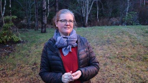 LenaEikeland Kutschera håper å nå ut til nye grupper.
