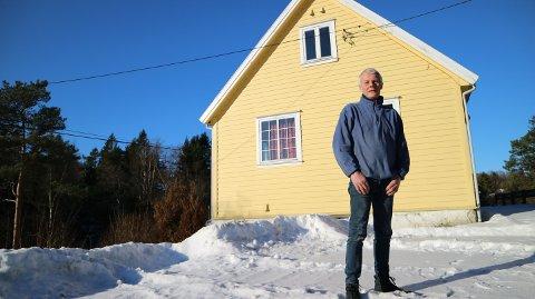 Ungdomshuset på Hjelmås var ein av mange stader der det var dans i helgene.