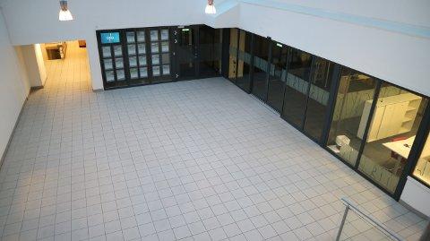 Meklarane som hadde sine kontor her, får no base i Åsane.