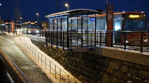 Det er ingen billettautomater i Nordhordland.