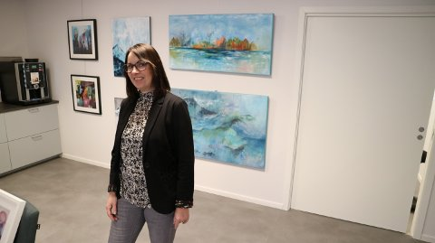 Hilde Marøy bestemde seg for å satse på malinga i 2018.