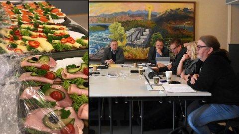 De ulike politiske utvalgene i Fauske kommune spiste til sammen lunsj for over 100.000 kroner i 2018. Kommunestyret alene hadde utgifter knyttet til dette på over 60.000 kroner.