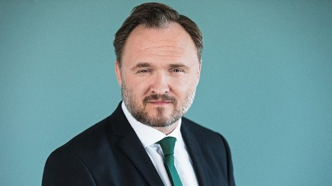 Dan Jørgensen ble utnevnt som Danmarks klimaminister i sommer og er medlem av Socialdemokratiet.