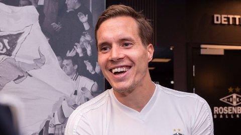 Den tidligere Glimt-spilleren Anders Konradsen skal angivelig ha forlatt en RBK-trening i protest mot Nicklas Bendtner.