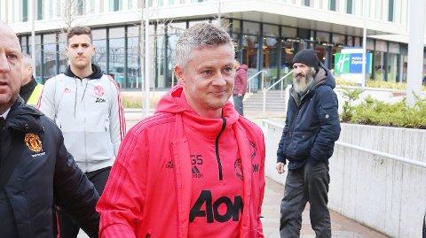 Manchester United betaler Molde store penger for Ole Gunnar Solksjærs tjenester.