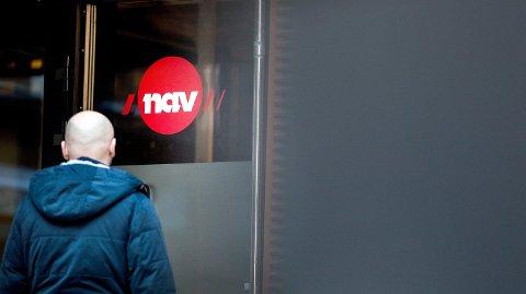 SSB-statistikken viser hvor mange innvandrere som har registrert seg som arbeidsledig hos NAV, og hvor mange som deltar på arbeidsmarkedtiltak. Foto: Gorm Kallestad (NTB scanpix (illustrasjonsbilde))
