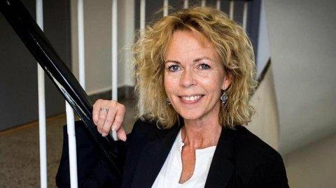Fylkesleder i NSF Nordland, Gjertrud Helene Krokaa. Foto: NSF.no