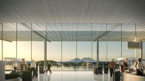 Arbeidet med den nye flyplassen skal i gang så snart som mulig i 2022. Plamleggingen er upåvirket av koronakrisen, sier prosjektsjef for Ny by-ny flyplass, Irene Skiri.