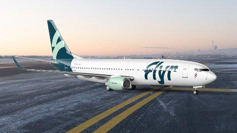 Det nye selskapet Flyr vil benytte Bodø lufthavn. Foto: Flyr