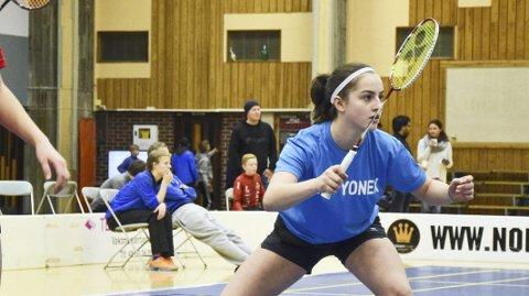 15 år gamle Sofia Louis Mascali vil etter videregåaende flytte til Danmark for å satse på badminton. – Danmark er det beste badmintonlandet i Europa, mener hun
