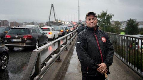 Partileder Frode Myrhol i Folkeaksjonen nei til mer bompenger (FNB) vil delta i NRKs valgsendinger.