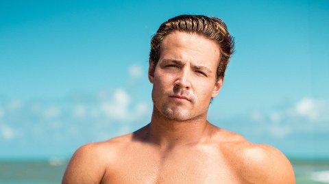 Øystein Lihaug Solberg har skapt god underholdning i realityserien «Ex on the Beach».