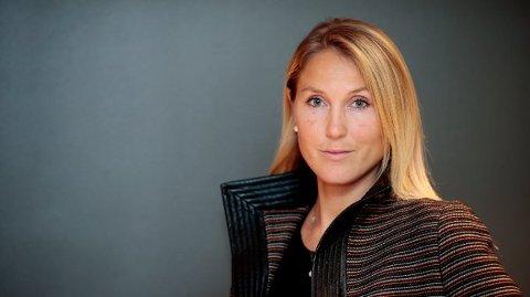 SLAPP AV: Det er ikke utsikter til renteøkninger det nærmeste året, mener sjefstrateg Erica Dalstø i SEB.