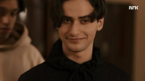 ROLLE I NY KINOFILM: Neste uke får vi se Lier-gutten Cengiz Al (22) på kinolerretet.