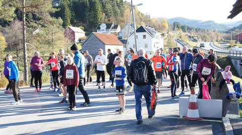 INC Eikefjord Løpskarusell
