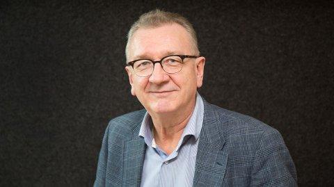 TILBAKE: Første september starta Tor Leif Mongstad i sin nye jobb som administrerande direktør ved Havyard-verftet på Leirvik i Hyllestad.
