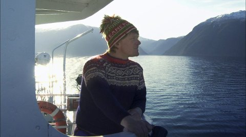 Satser på laks: Mads Bækkelund har drev et med turisme og tv-innspillinger på Vestlandet. Nå har han engasjert seg i oppdrettslaks.                                                                                                                                                                                                                                                                                                                                                                 Foto: privat