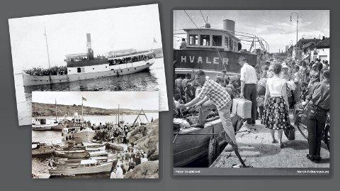 125 år: I år er «Hvaler» 125 år! Dette er «båten som ikke ville dø»! For da skuta var nær ved å ende opp som spiker, var det noen ildsjeler som bestemte seg for at det ikke måtte skje, skriver en av dem i denne kronikken.