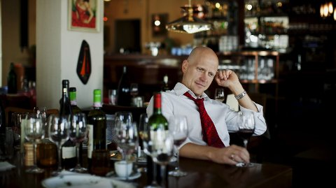 Én av få: Totalt er det rundt 330 vinkjennere i hele verden som har tittelen Master of Wine.foto: Sune Eriksen