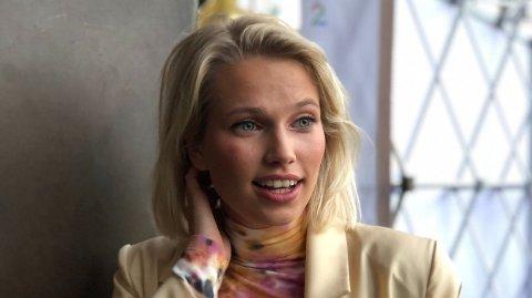 HJERTESLAG: Thea Sofie Loch Næss spiller hovedrollen i TV 2s nye serie, «Hjerteslag».