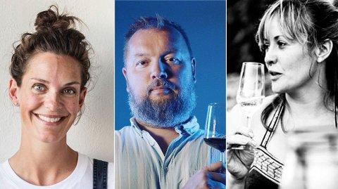 EKSPERTENE: Sara Døscher, Kjell-Gabriel Hendrichs og Veslemøy Hvidsten har valgt ut et spennende knippe av knallkjøp på polet.