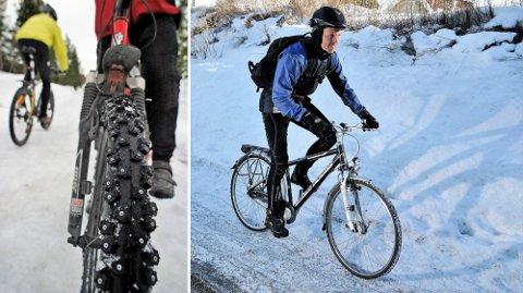 Sykkelbruken har økt kraftig i år på grunn av pandemien. At vinteren nå er på vei, er ingen grunn til å sette bort sykkelen.