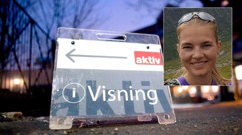 FIKK NED RENTA: Med et enkelt søk fant Ingelin Vilde Moe (27) en bank med en langt bedre rente enn den hun hadde på boliglånet sitt, og byttet bank da banken ikke kunne matche tilbudet.