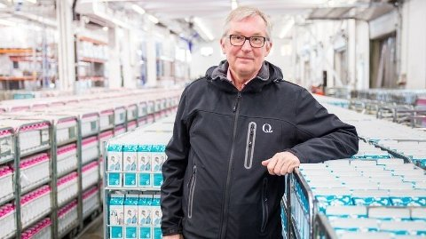 RASER: Administrerende direktør Bent Myrdahl sparer ikke på kruttet. Han mener selskapets eksistens står i fare etter dramatiske endringer fra statens side.