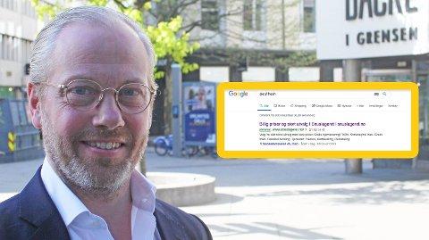 BRYTER LOVEN: Den svenske snusgiganten bryter loven ved å reklamere for snusprodukter i Norge. Foto: Espen Teigen (Nettavisen)