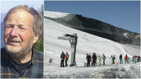 INGEN LEDIG PLASS: Det er ingen ledig plass for Bergs endestasjon for gondolbaner, skriv Torgeir T. Garmo som kommentar til 12 år gamle planer.