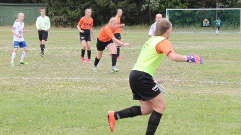 Dombås/Lesja J13 tapte 0-7 mot Kolbotn på mandag.