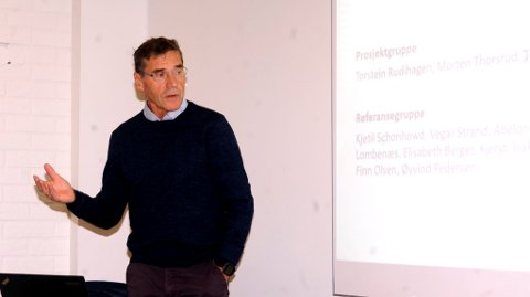 Torstein Rudihagen har ledet arbeidet med å se på Birkebeinerløpets framtid.
