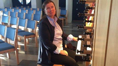 Orgelkonsert med Natalia Medvedeva i Mariakirken.
