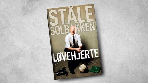 BESTSELGER: Ståle Solbakkens «Løvehjerte» har solgt i over 10.000 eksemplarer i Danmark.