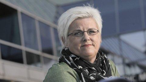 ENGASJERT: Astri Pedersen ønsker å freshe opp barneposten ved Haugesund sjukehus. Arkivfoto: Harald Nordbakken