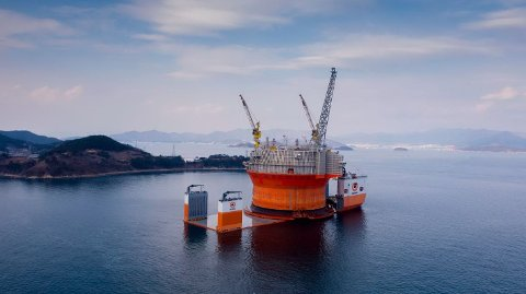 MER AV DETTE: Statoil er interessert i å bygge ut Johan Castberg-feltet, og oljeindustrien ble nettopp invitert til å melde sin interesse for flere områder. Oljeprisen er i skrivende stund under 50 $ fatet, men fylkesordføreren har likevel tro på utbygging.