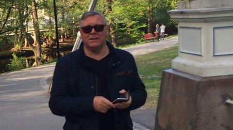 DØMT TIL ÅTTE OG ET HALVT ÅR: Jahn Nielsen, eller Jan Erik Nilsen som han tidligere het, ble dømt til 8,5 års fengsel for svindel av til sammen 140 millioner kroner.